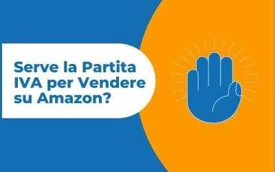Serve la Partita IVA per vendere su Amazon